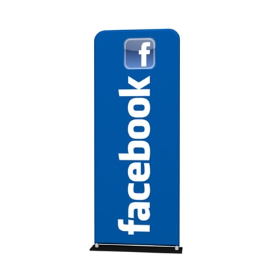 TUBOZIP Fabric Banner Stand
