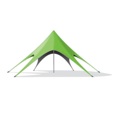 43ft StarShade 400 Canopy Event Tent